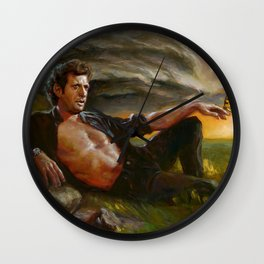 Ian Malcolm: From Chaos Wall Clock