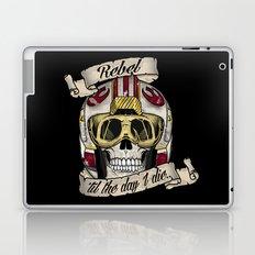 Star Wars Rebel 'til the End Laptop & iPad Skin