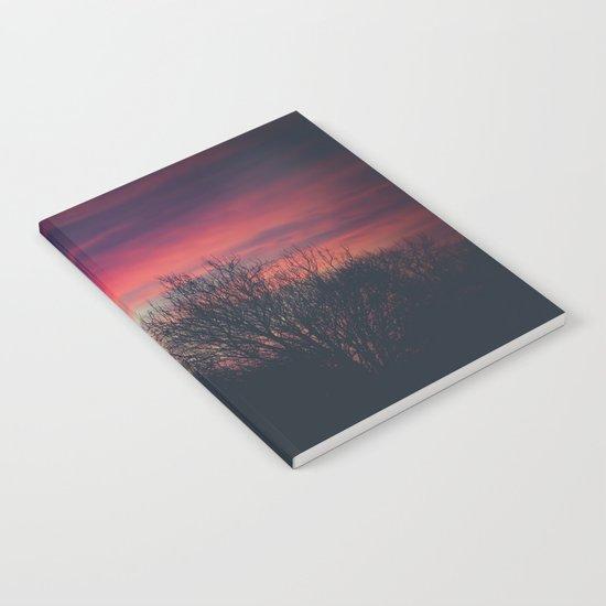 Darkness Falls Notebook