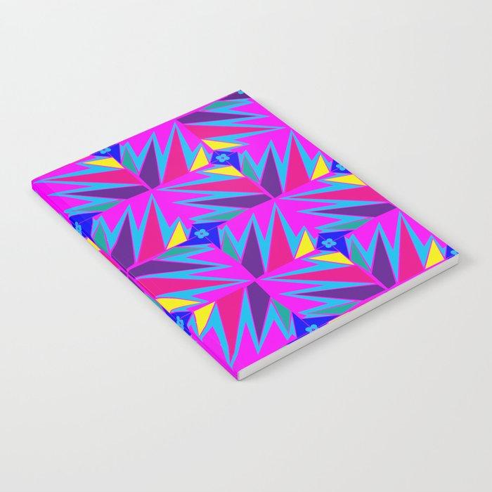 Retro Rosemary Pink Notebook