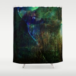 jungla Shower Curtain