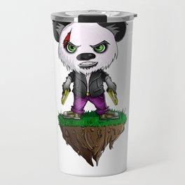 Gangsta Bear Travel Mug