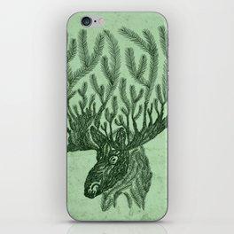 Moose-fir iPhone Skin