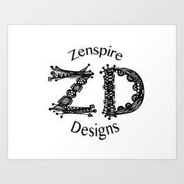 ZD Art Print