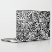totes Laptop & iPad Skins featuring Totes Twippy by Doodle Design