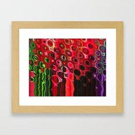 Glass Art Framed Art Print