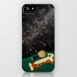 Star Gazing Buddies  iPhone Case