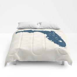 Florida Parks - v2 Comforters
