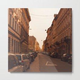 Budapest II Metal Print