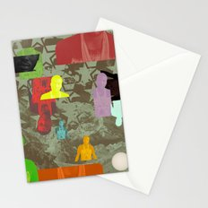 Rain Pope (Remind Me) Stationery Cards