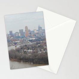Cincinnati, Ohio Stationery Cards