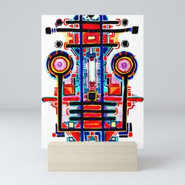 Tabakito pixie Mini Art Print