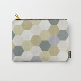 Hexagon Delight Carry-All Pouch