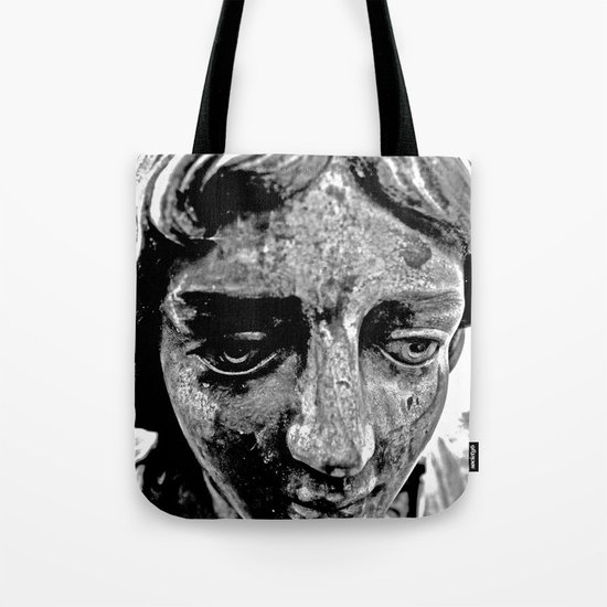 Face from the past Tote Bag