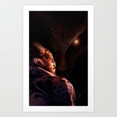 Tal-Vashoth Art Print