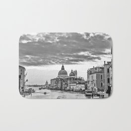 A view of Venice from the Accademia Bridge Bath Mat