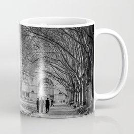 A Winter's Day in Melbourne, Australia Coffee Mug