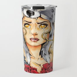 I Want You Safe (II) Travel Mug