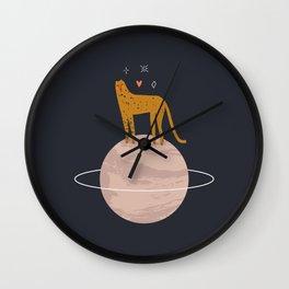 Saturn Guest Wall Clock