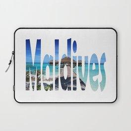 Maldives Laptop Sleeve