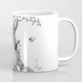 Tiny dragons tree nest Coffee Mug