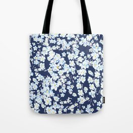 flower pattern 1 Tote Bag
