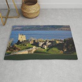 Urquhart Castle - Scotland Rug