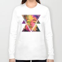 marilyn Long Sleeve T-shirts featuring MARILYN  by mark ashkenazi