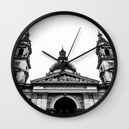 St. Stephen's Basilica. Wall Clock
