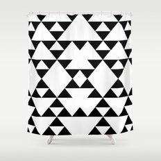 Tri-Tribe I Shower Curtain
