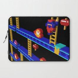 Inside Donkey Kong stage 4 Laptop Sleeve