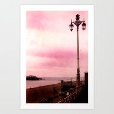 Brighton Pier Art Print