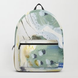 Smoky Satin Backpack