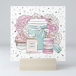 Sweet Life CC Mini Art Print