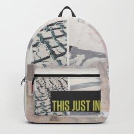 okay okay okay Backpack