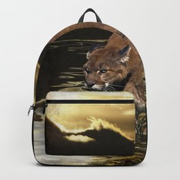 Night of the Cougar Backpack