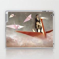 Paper War Laptop & iPad Skin