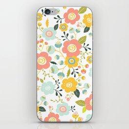 Airy Garden I iPhone Skin