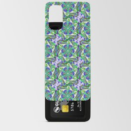 Atomic Pattern 3 Android Card Case