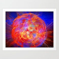 Plutonium-239 Art Print