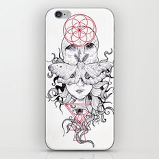 Minds Desire iPhone & iPod Skin