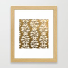 Luxe-clectic Framed Art Print