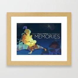Aladdin: Special Moments Framed Art Print