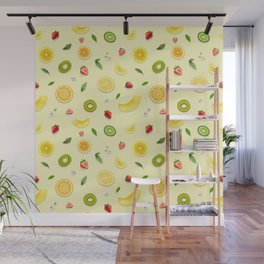 Mixed Fruit 19 Wall Mural