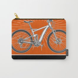 Bicycle Cyclist Cycling Mountain Bike Carry-All Pouch