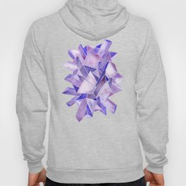 Amethyst Watercolor Hoody