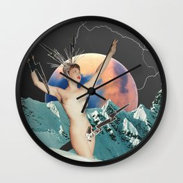 The Body Electric Wall Clock