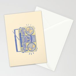 Make The World Dance Stationery Cards