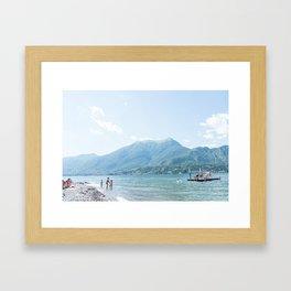Bellagio (2019) Framed Art Print