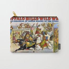 Buffalo Bill Wild West Carry-All Pouch